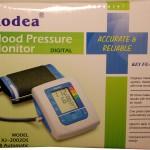 Blodtrycksmätaren (digital)
